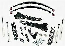 Pro Comp 8 Stage Ii Lift Kit With Es9000 Shocks For 08-10 F-250 K4157b