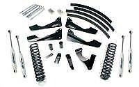 Pro Comp 6 Stage Ii Lift Kit With Pro Runner Shocks For 11-16 F-350 K4180bp