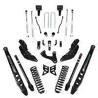 Pro Comp Stage Iii 4-link 4 Suspension Kit With Es9000 For 17-18 F-250 K4212b