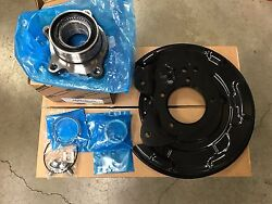 Genuine Oem Toyota Tundra Left And Right Rear Backing Plate Kit Axle Bearing Kits
