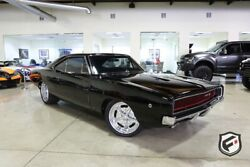 1968 Dodge Charger RESTO-MOD 1968 DODGE CHARGER GEN III HEMITWIN TURBOS WILWOOD BRAKES CUSTOM INTERIOR!!
