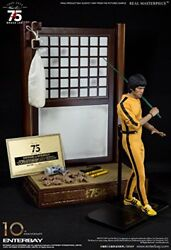 Enterbay 1/6 Bruce Lee 75th Anniversary Masterpiece Collectible Figure