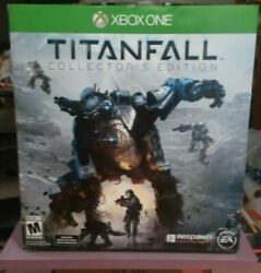 Titanfall Collector's Edition Limited Exclusive Collectible Figure Byxbox One