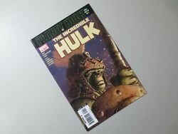 Planet Hulk The Incredible Hulk 94 2007 First 1st Appearance Of Warbound C7237
