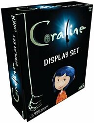 Brand New Coraline Doll And Display Set Neca Exclusive Sdcc 2017 Action Figure