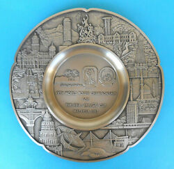 1997 Fifa World Youth Championship In Malaysia - Official Football Soccer Plate