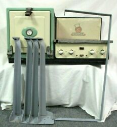 Lionel 455 Electric Range Stove Oven Prewar Antique Cooking Appliance Kids Toy