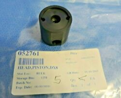 New Thermo Dionex Dx-800 Dx8 Pump Piston Head 052761 For Ase Solvent Extractor