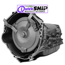 Quick Ship 4l70e Transmission With Free Torque Converter