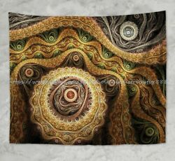 wall decor for living rooms psychedelic trippy wall hanging tapestry