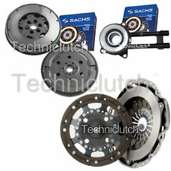 ECOCLUTCH CLUTCH AND SACHS DMF WITH SACHS CSC FOR FORD FUSION ESTATE 1.4 TDCI