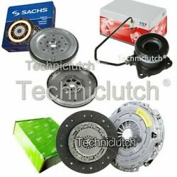 Valeo Clutch Kit And Sachs Dmf With Fte Csc For Fiat Croma Estate 1.9 D Multijet
