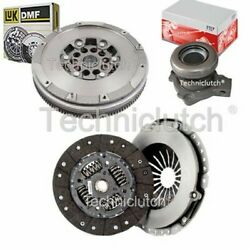 2 Part Clutch Kit And Luk Dmf With Fte Csc For Vauxhall Astravan Box 2.0 Dti