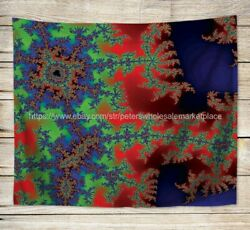 large tapestry wall hangings psychedelic trippy art wall tapestry