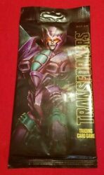2018 Sdcc Exclusive Transformers Trading Card Game Tcg San Diego Comic Con Rare