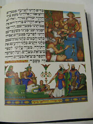 The Haggadah By Arthur Szyk Edited By Cecil Roth Excellent Condition Massada
