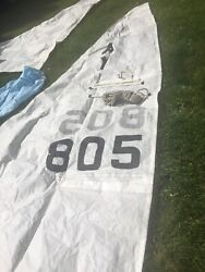 19 Ft Alacrity Sails + Accessories