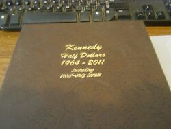 Kennedy Half Dollar Lot 1964 - 2011 Complete Set Including Proofs