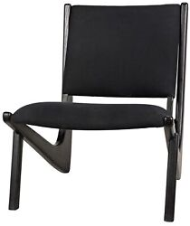 28 W Set Of 2 V Chair Modern Contemporary Design Hand Crafted Solid Wood