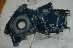 Isuzu 4le1 Bv-4le1t Marine Diesel Engine Ignition Cover Governor Assembly Oem