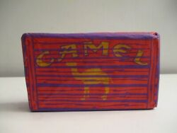 Camel Cigarettes 90's Night Club Matchbook Book Matches Sealed Case Lot Of 50