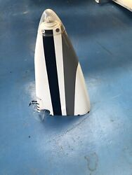 Beechcraft B 55 Tailcone With Position Light And Lens