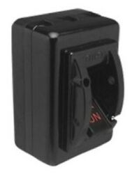 Clipsal Main Switch 3-pole Panel Mounting Front Wiring Black-100a 150a Or 200a
