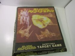 Vintage 1979 Skyline Toys Buck Rogers Safety Ball Target Game 218 Gm1144