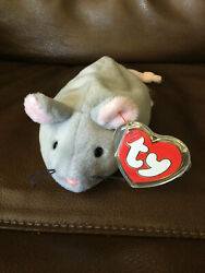 TY Beanie Babie TRAP ULTRA NEW MUSEUM Quality PVC 1st GEN COLLECTORS ITEM