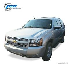Oe Style Paintable Fender Flares Fits Chevrolet Tahoe 07-14 Excludes Ltz Models