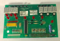 Hobart Part 00-359758-00007 Display Board  Hro  P Commercial