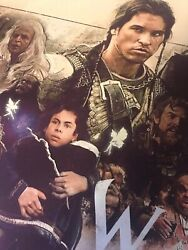 Willow By Vlad Rodriguez Not Mondo Gallery 198830x30 Val Kilmer George Lucas