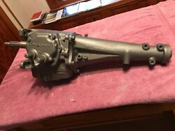 Restored 1962 Corvette Factory Original 3 Speed Tranmission. Shifter Included.
