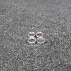 639193 Continental Bushing Set Of 4 New Old Stock