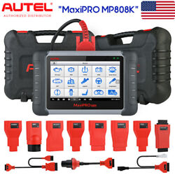 Autel MP808K Full Connectors KIT ALL Systems Scanner Tablet Auto Diagnostic Tool
