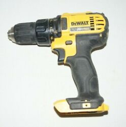 Dewalt Dcd780 20-volt Max 1/2 Cordless Drill Driver For Parts Not Working