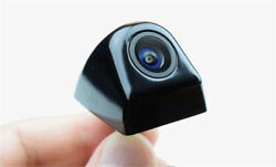Car Backup View Camera Waterproof High Definition Wide Viewing Black 170anddeg