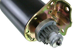 Electric Starter Motor For Briggs And Stratton Ohv I/c Engine 14hp Gold Quiet