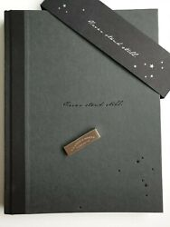 A.lange And Sohne Large Notebook And 16gb Usb Ref Lslsmgnb17