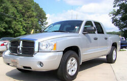 2005 Dodge Dakota SLT 4.7L V8 MAGNUM QUAD CREW CAB 4 DOOR SHORT BED AUTOMATIC A VALUE PRICED SOLID SOUTHERN SUPER CLEAN COMP 2 FORD RANGER CHEVY S10 GMC S15