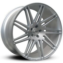 22andrdquo Rf11.1 Brushed Silver Concave Wheels Rim For Bmw 5 Series G30 530 540 M550i