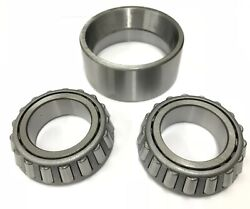 New 1928-32 Ford Car And P/up Differential Carrier Bearings And Race A-4616-set