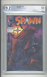 Spawn 2 Pgx 9.2 1st Appearance Of The Violator