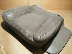 2002 2003 2004 2005 Dodge Ram LEATHER HEATED DRIVER SEAT CUSHION LOWER COVER OEM