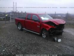 Back Glass Fixed Non-heated Fits 09-17 DODGE 1500 PICKUP 1928861