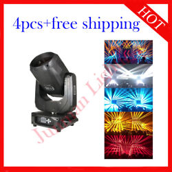 260w Sharpy Beam Moving Head Dj Stage Effect Party Home Light 4pcs Free Shipping