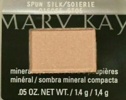 MARY KAY MINERAL EYE COLOR / SHADOW  -  SPUN SILK - LOT OF 2