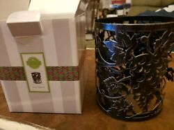 SCENTSY ELECTRIC WAX WARMER WRAP ONLY quot; TUSCAN GRAPE VINE quot;