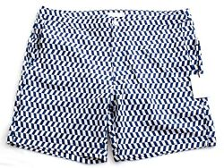 Onia The Calder Trunk 7.5 Stretch Brief Lined Swim Shorts Trunks Menand039s Nwt
