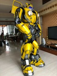 Bumblebee Transformers 1987 Wearable Armor Cosplay